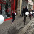 WaterBike - Ballons